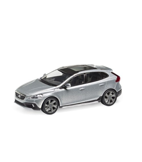 Volvo V40 Cross Country Argent 1:43
