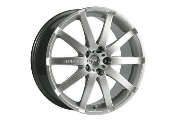 Jante Heico Sportiv Volution X 8X18 Silver