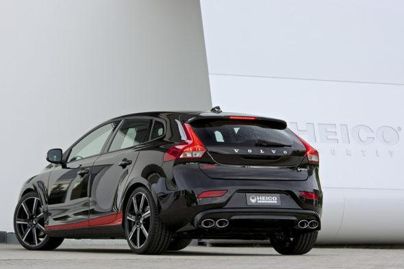 Body Kit V40 New Heico Sportiv