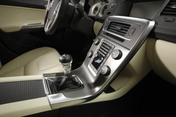 Levier de vitesse C30/ S40/V50/C70  Heico Sportiv